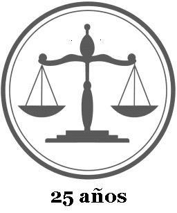 Logo Balanza 25 Años